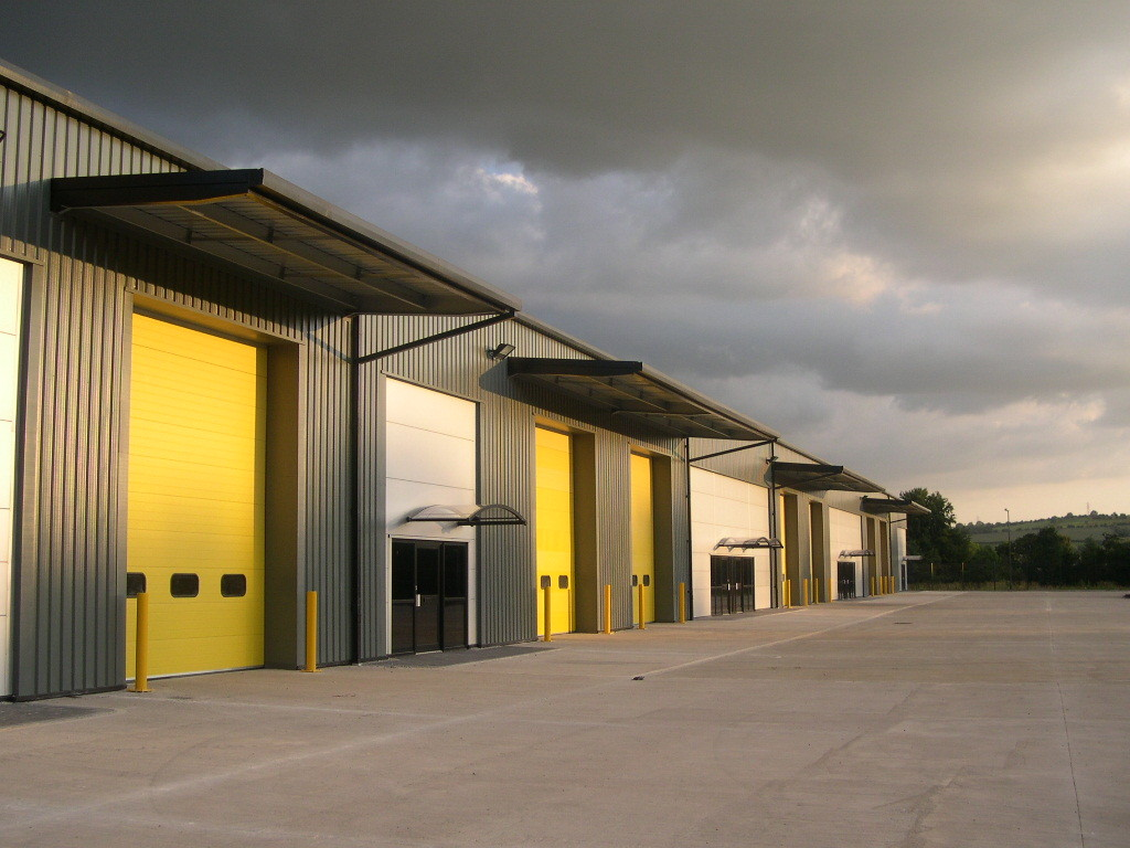 The sustainability of steel cladding.
