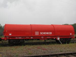 Cladding rail industry